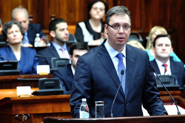 Aleksandar Vučić FOTO: TANJUG