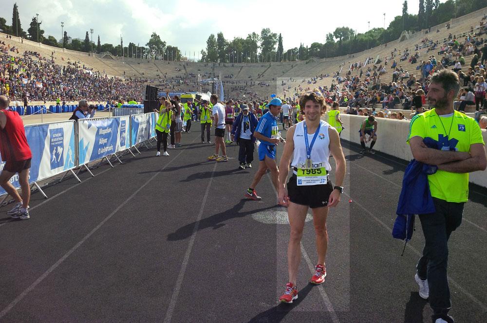 Filipovic Lazar Atina maraton