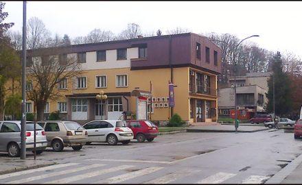 Lučani glavna ulica opština