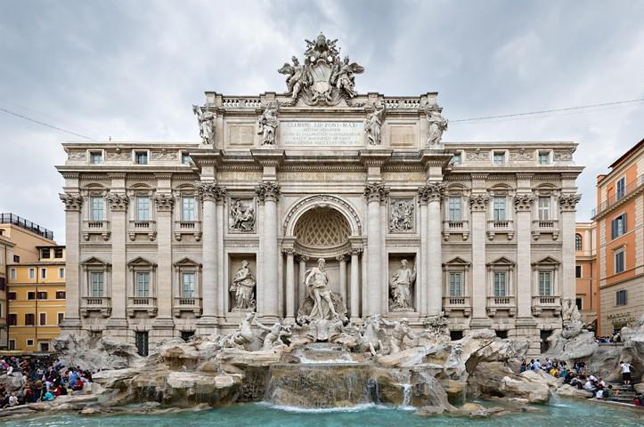 Rome-Italy-Trevi-Fountain