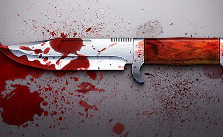 Nož, obračun