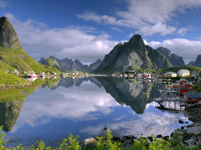 Reine, Norveška