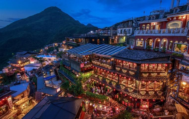 Jiufan, Tajvan