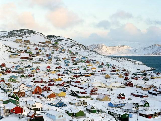 Qaqortoq, Grenland