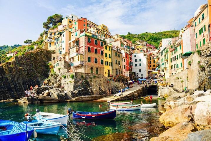 Riomaggiore, Italija