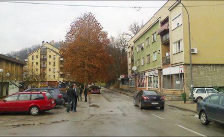 Lučani glavna ulica