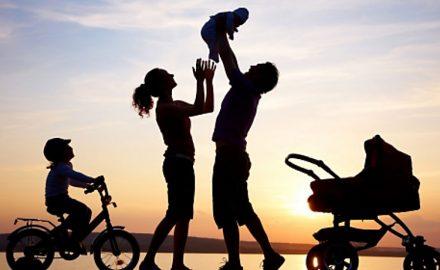 srecna porodica