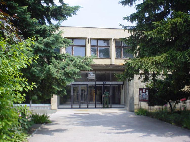 dom vojske, biblioteka, čačak