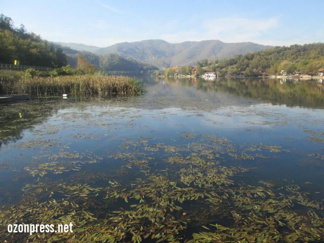 jezero medj