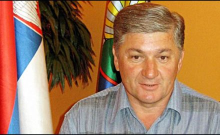 Slobodan Jolović, načelnik MO