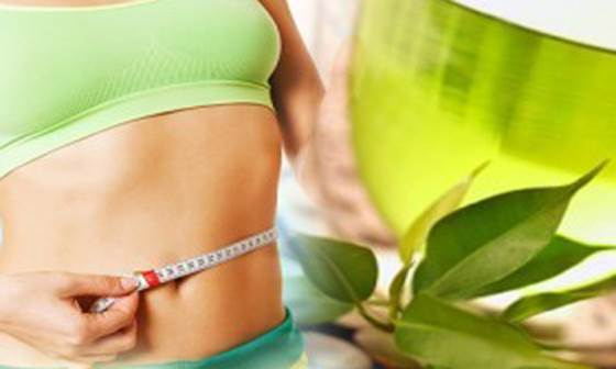 zeleni caj gojaznost