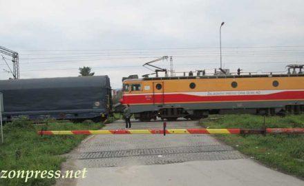 Železnica, prelaz