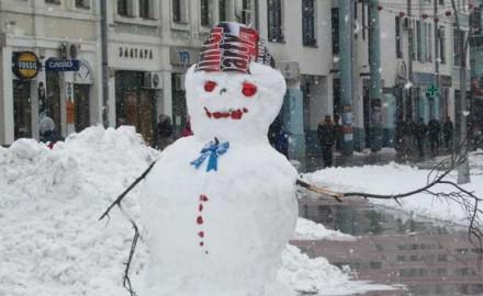 sneško belić, čačak, centar grada