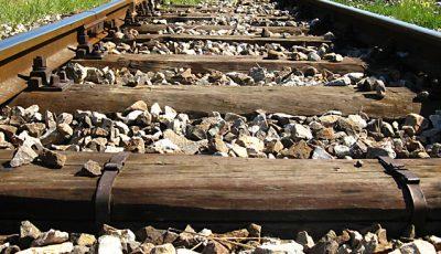 zeleznicka pruga i pragovi