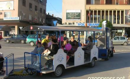 turisticki vozic