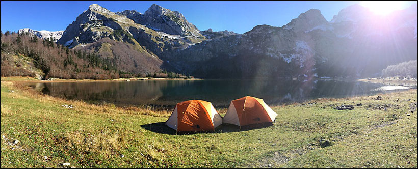rafting-Trnovacko-jezero-kamp