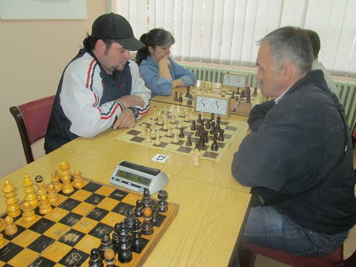 takmičenje u šahu