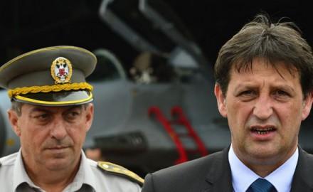 Gašić, Vojska Srbije
