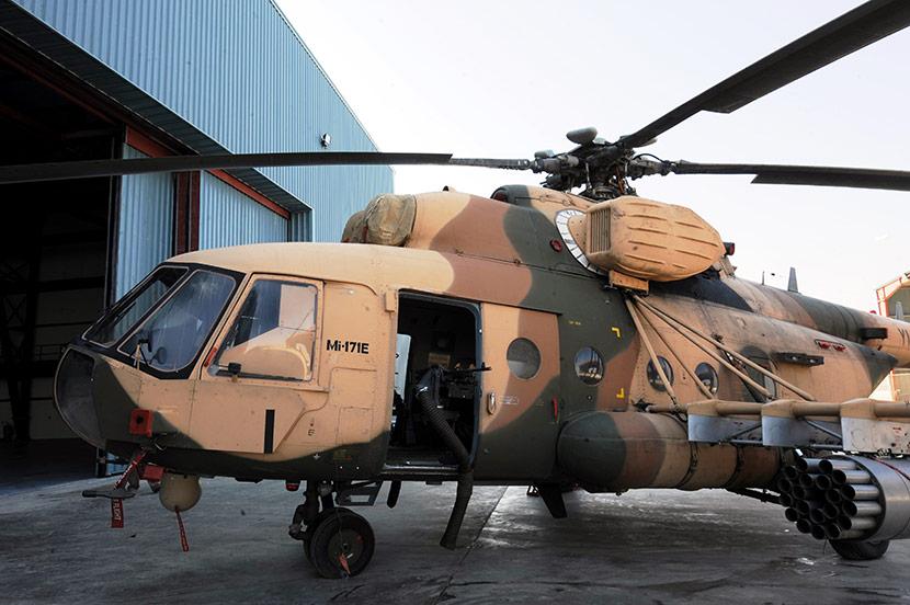 Helikopter-Mi-171-1