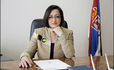 ministarka poljoprivrede
