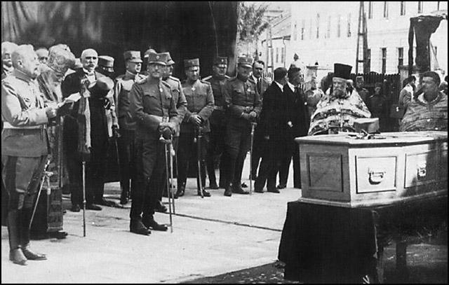 sahrana vojvode stepe