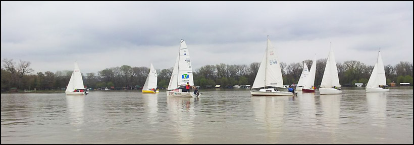 jedrenje-Start-trke