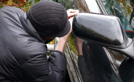 lopovi, obijanje kola