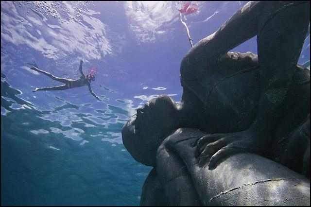 voda-najveća-podvodna-skulptura