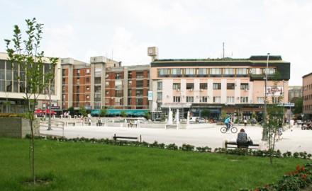 čačak, centar grada