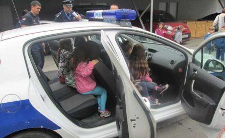 Vrtići u policiji