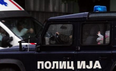 Policija, automobil