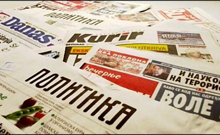 dnevna štampa