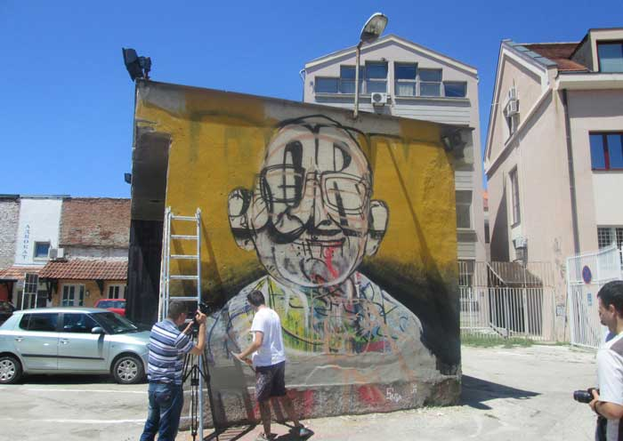 vuk-grafiti