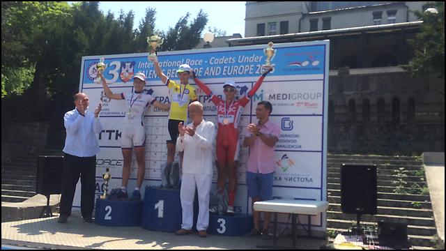 David-Kostic-na-pobednickom-postolju,-Talenti-Beograda-i-Evrope-2015