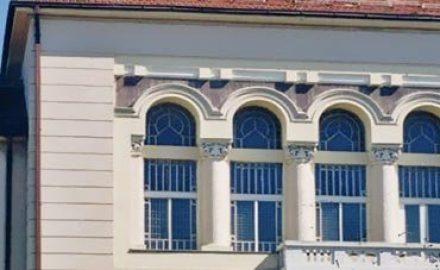 gimnazija, zgrada