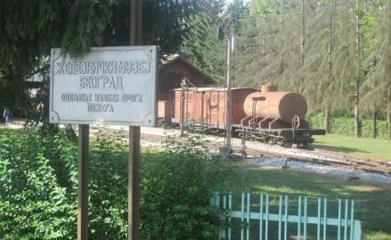 Muzej železnice u Požegi