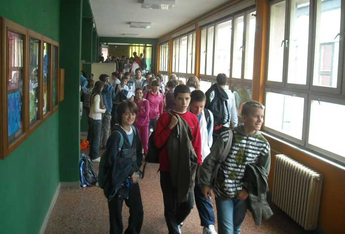 tanasko rajić, škola