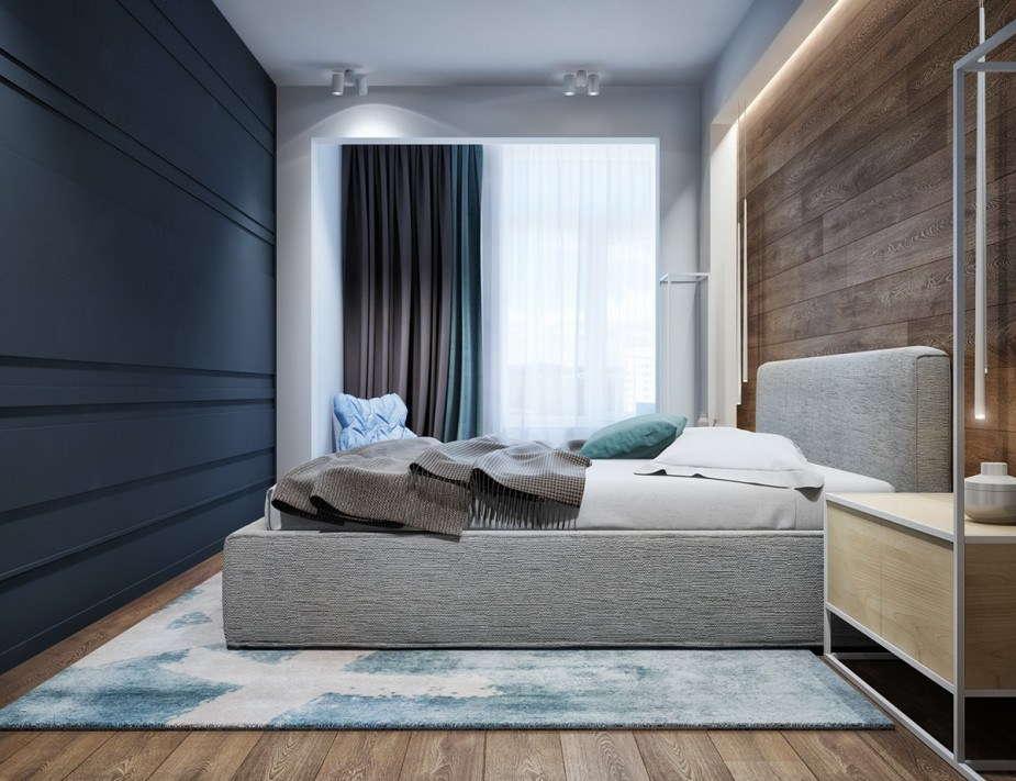 30 simple-gray-bedframe-925x711