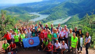 planinarsko društvo kablar