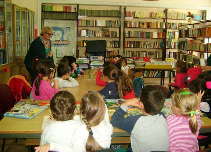 Biblioteka OS  M. Pavlovic