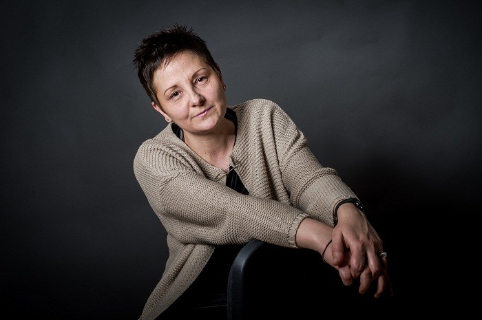 Sladjana Petrovic Varagic portret