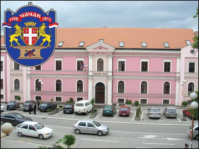 skupština grada u čačku