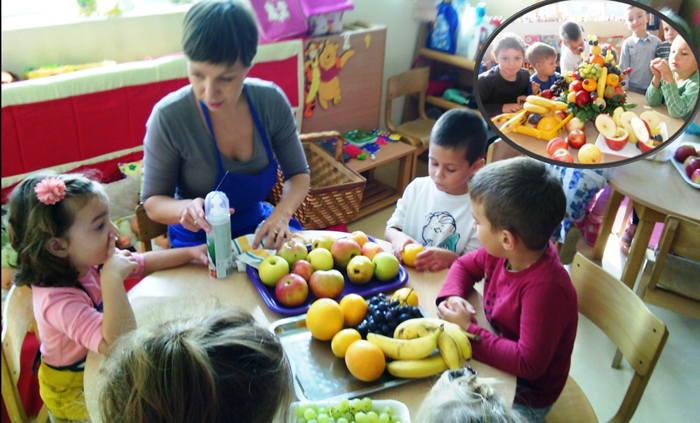 mame sa decom prave vocne salate