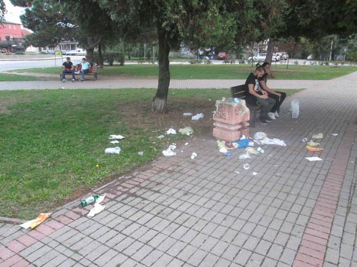 park smece 2