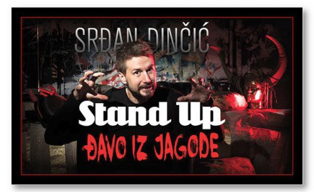srdjan dincic, stand up
