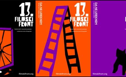 13. filmski festival Film front, ozonpress.net