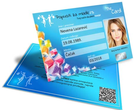 thecard copy