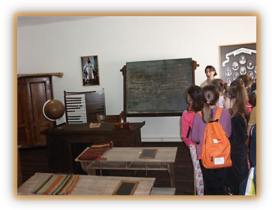 muzejska učionica vranići