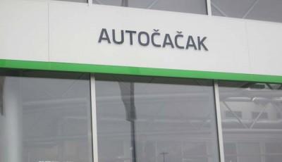 auto cacak firma čačač