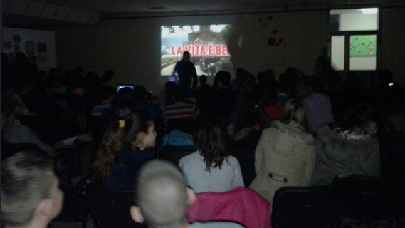 bioskop u OS Dragisa Misovic